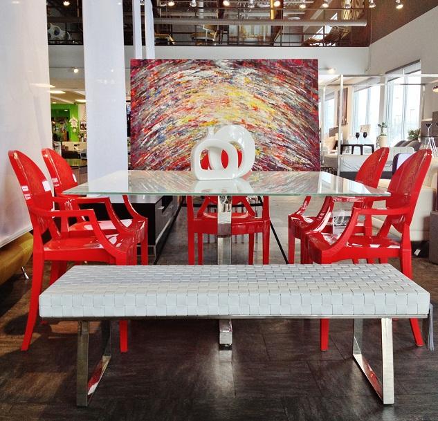decoracao preta branca e vermelha:policarbonato transparente moderna classica preta vermelha branca