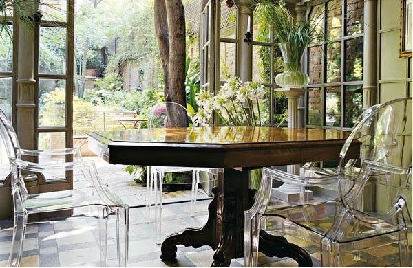 Cadeira louis ghost design philippe starck designer chair - Sedia ghost philippe starck ...